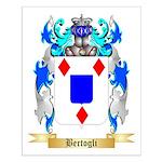 Bertogli Small Poster