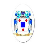 Bertogli 20x12 Oval Wall Decal