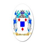 Bertogli 35x21 Oval Wall Decal