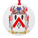 Bertocci Round Ornament