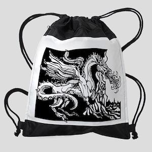 5-YOGCShirt Drawstring Bag