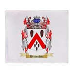 Bertocchini Throw Blanket