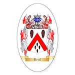 Bertl Sticker (Oval 10 pk)