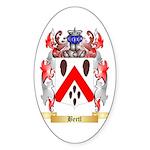 Bertl Sticker (Oval 50 pk)