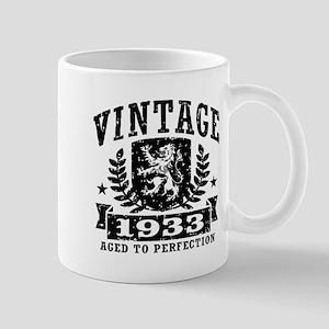 Vintage 1933 Mug