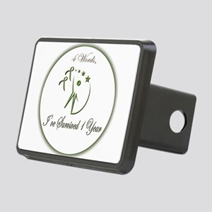 Ive Survived 1 Year - Liver Cancer Hitch Cover