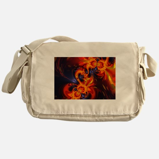 Dance of the Dragons Messenger Bag