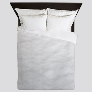 Pure White Snow Queen Duvet