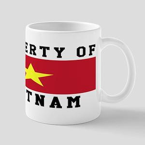 Property Of Vietnam Mug