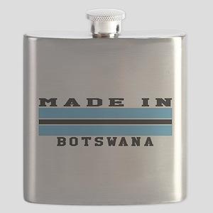 Botswana Made In Flask