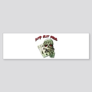 Jump Out Boys Bumper Sticker