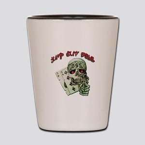 Jump Out Boys Shot Glass