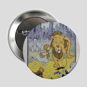 "Vintage Wizard of Oz 2.25"" Button"