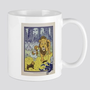 Vintage Wizard of Oz Mug