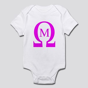 Omega Mu Infant Bodysuit