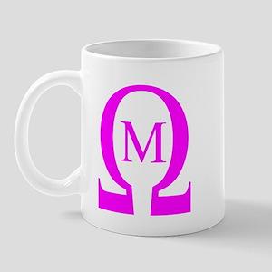Omega Mu Mug