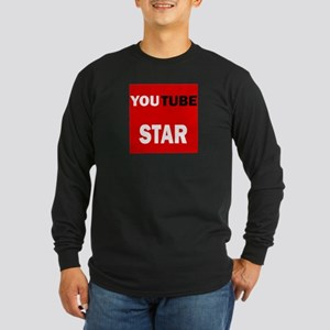 youtube star Long Sleeve T-Shirt