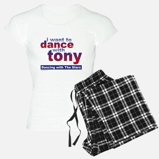 I Want to Dance with Tony Pajamas