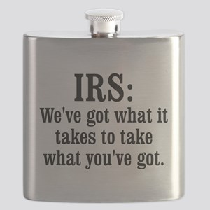 What the IRS Has Flask