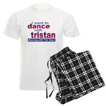 I Want to Dance with Tristan Men's Light Pajamas