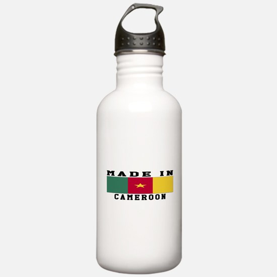 Cameroon Made In Water Bottle