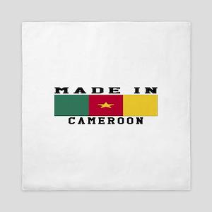 Cameroon Made In Queen Duvet