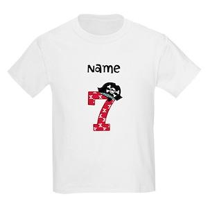 7th Birthday Boy T Shirts