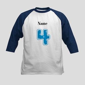 Personalized 4 Kids Shirt