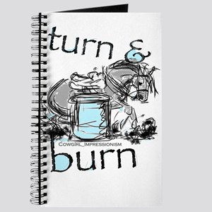 Turn and Burn Barrel Racing Journal