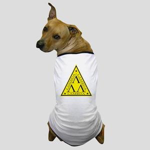Lambda Lambda Lambda Dog T-Shirt