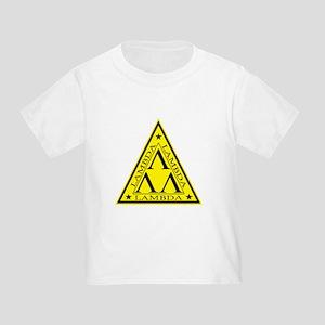 Lambda Lambda Lambda Toddler T-Shirt