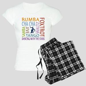 Ballroom Dancing DTWS Women's Light Pajamas