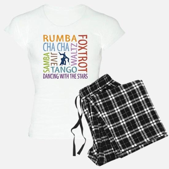 Ballroom Dancing DTWS Pajamas