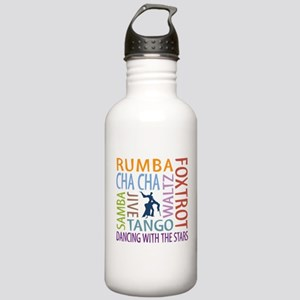 Ballroom Dancing DTWS Stainless Water Bottle 1.0L