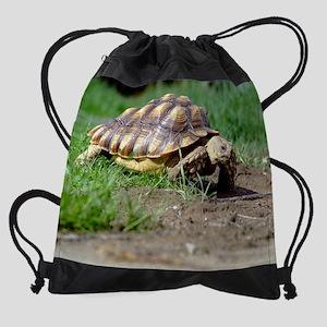 (4)Gummer and Lady Drawstring Bag
