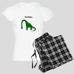 Brachiosaurus Has Vertigo. Pajamas