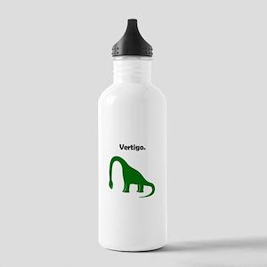 Brachiosaurus Has Vertigo. Water Bottle