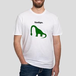 Brachiosaurus Has Vertigo. T-Shirt
