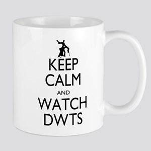 Keep Calm Watch DWTS Mug