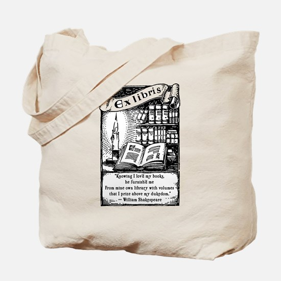 Shakespeare Quote Book or Tote Bag