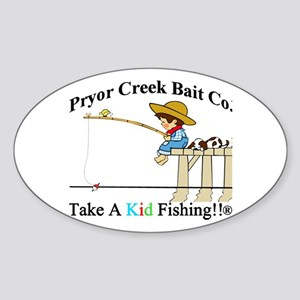 Pryor Creek Bait Company Sticker