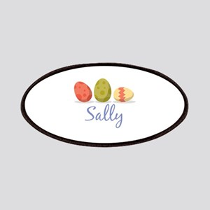 Easter Egg Sally Patches