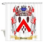 Bertini Shower Curtain