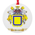 Bertin Round Ornament