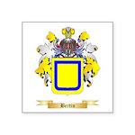 Bertin Square Sticker 3