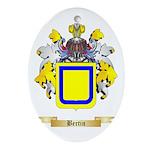 Bertin Ornament (Oval)