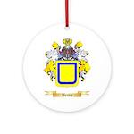 Bertin Ornament (Round)