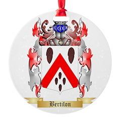 Bertilon Ornament
