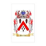 Bertilon Sticker (Rectangle)