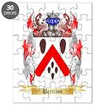 Bertilon Puzzle